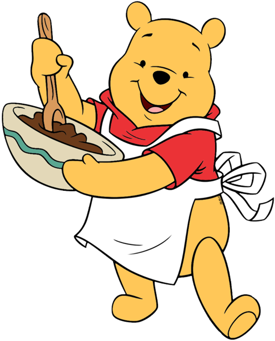 Download High Quality 4th july clipart winnie the pooh ...