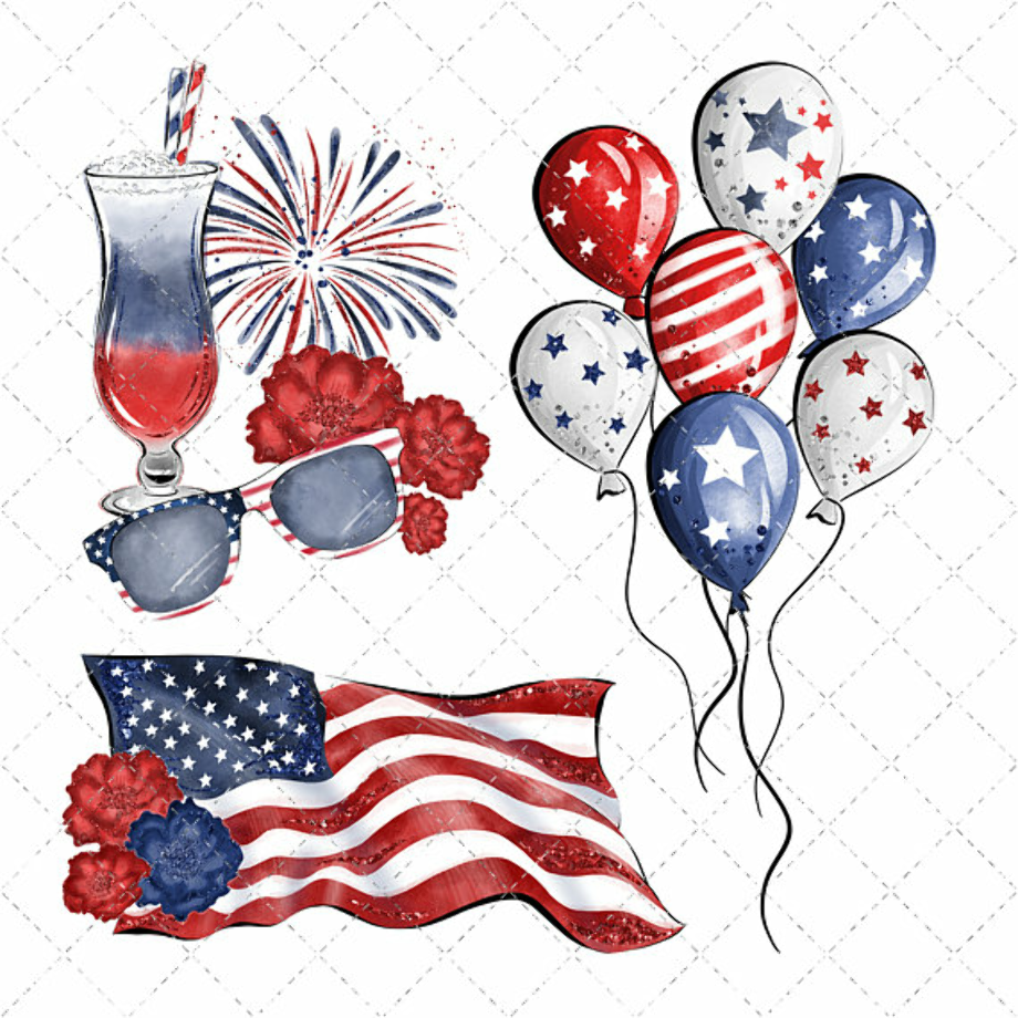 4th of july clipart patriotic