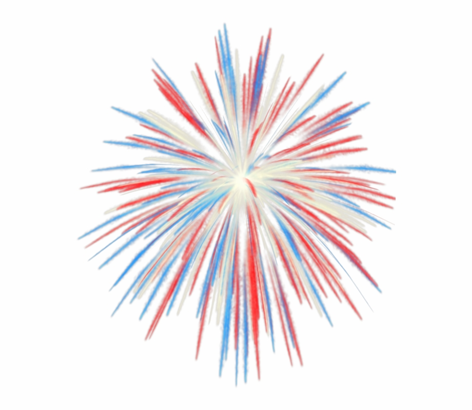 4th of july clipart transparent background