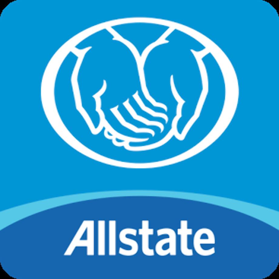 Allstate logo symbol paradise
