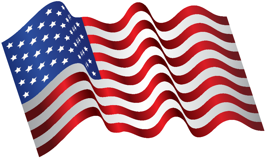 Download High Quality american flag transparent high ...