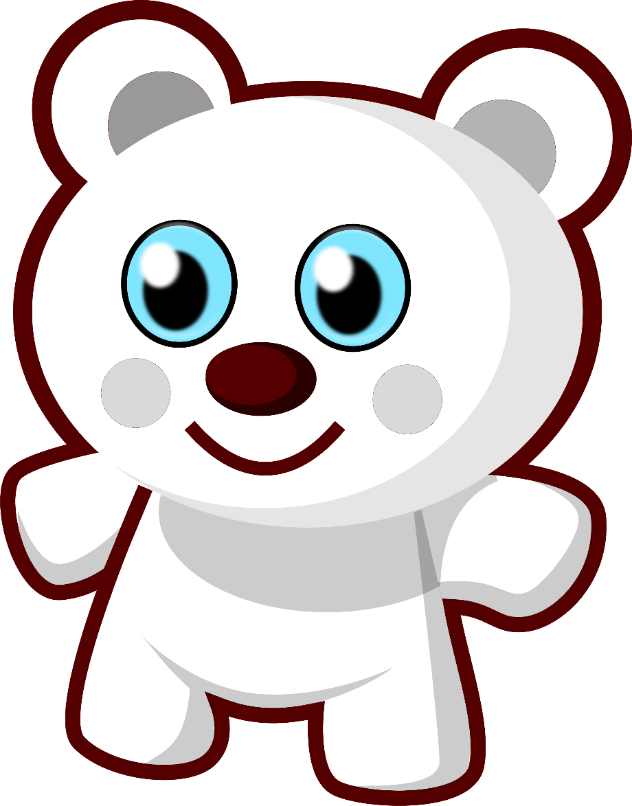 Animal clipart bear