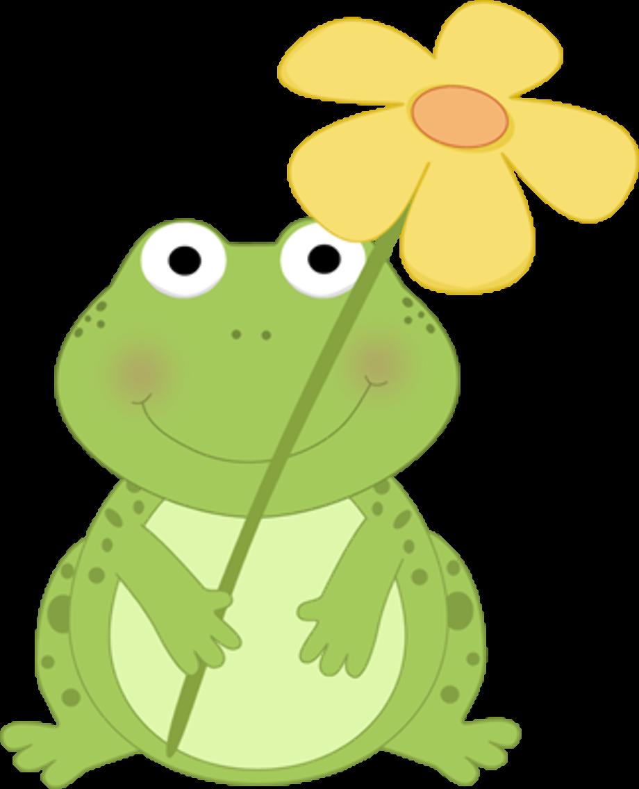 spring clipart cute