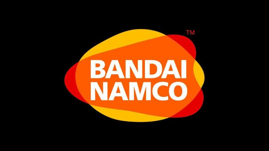 Bandai namco games logo column