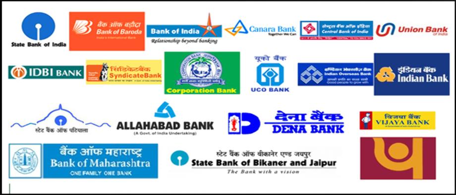 Bank logo list