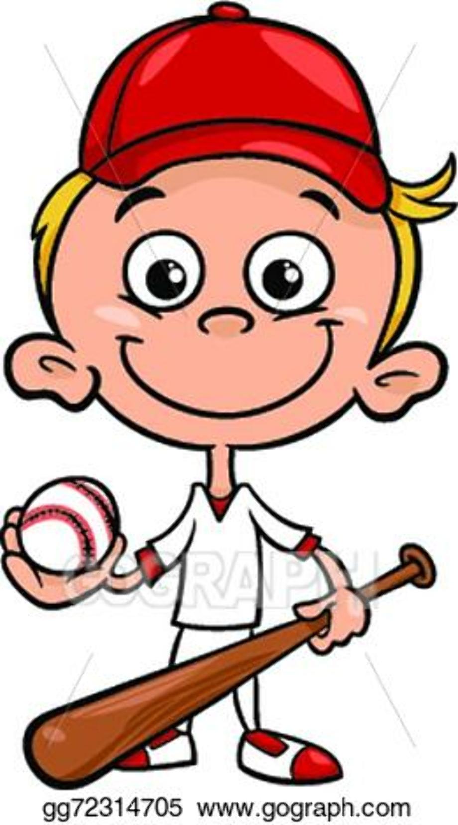 baseball clip art cartoon