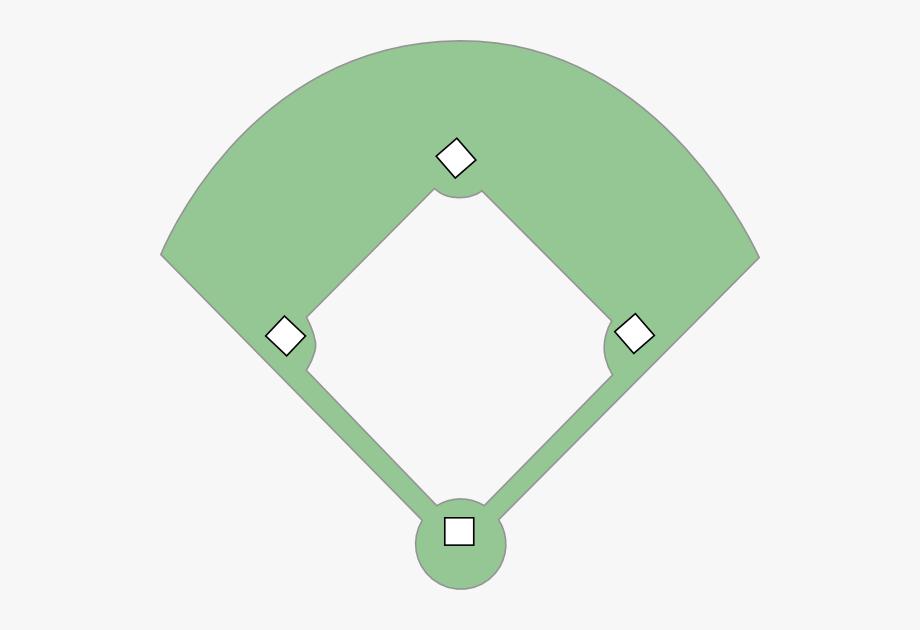Baseball diamond clipart clip art softball