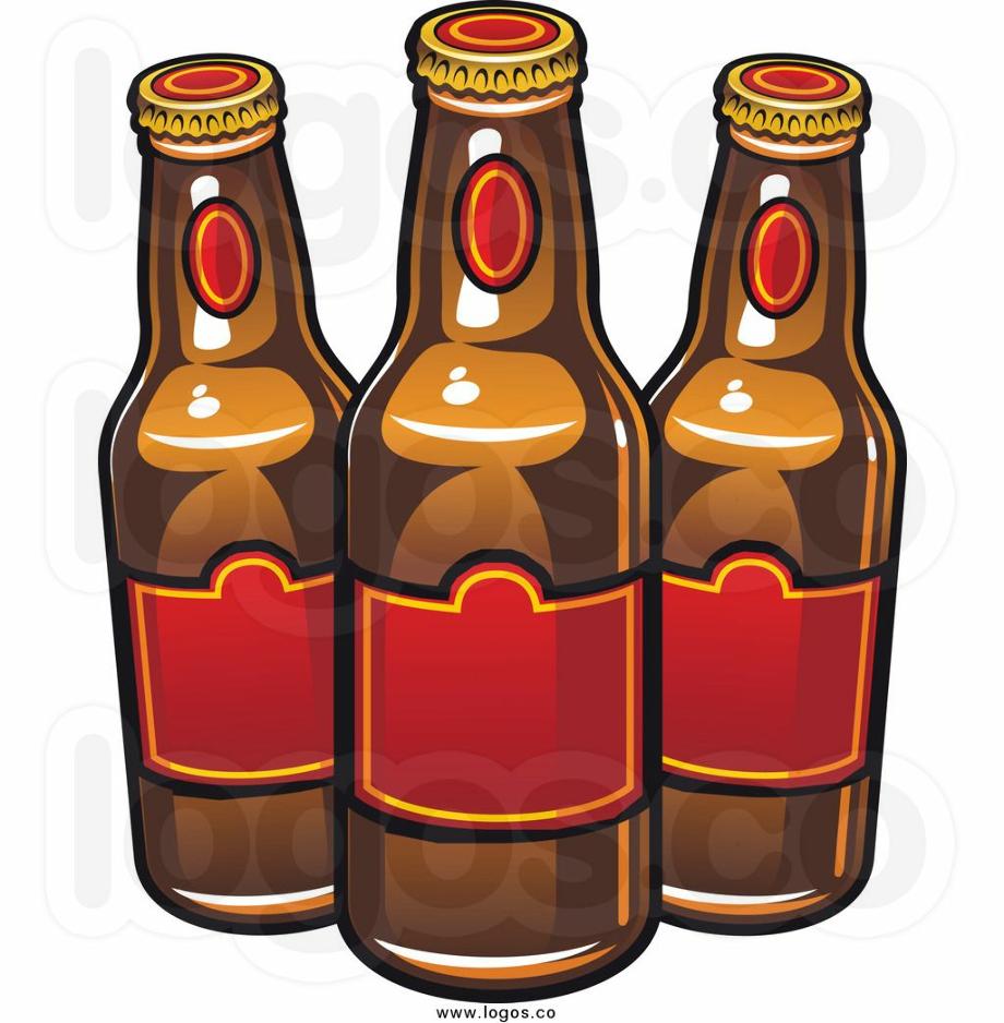 beer clipart bottle