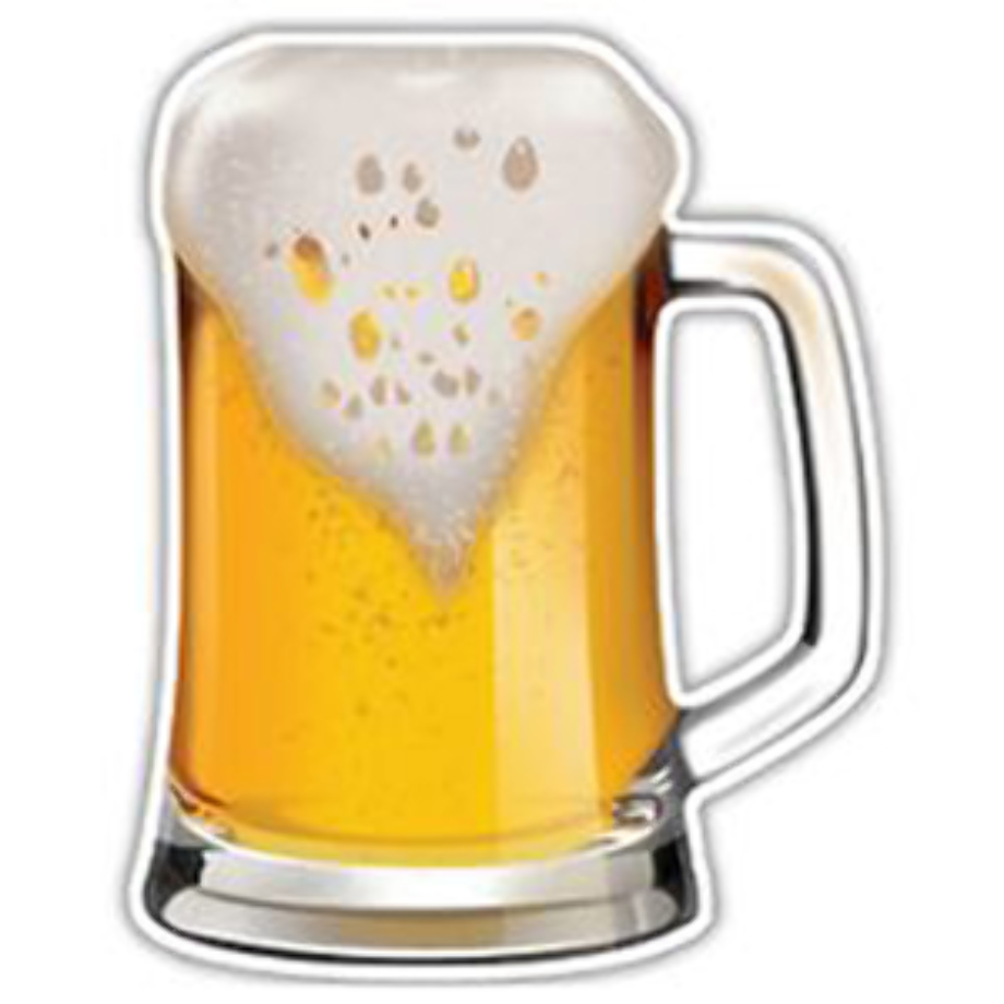 beer clipart summer