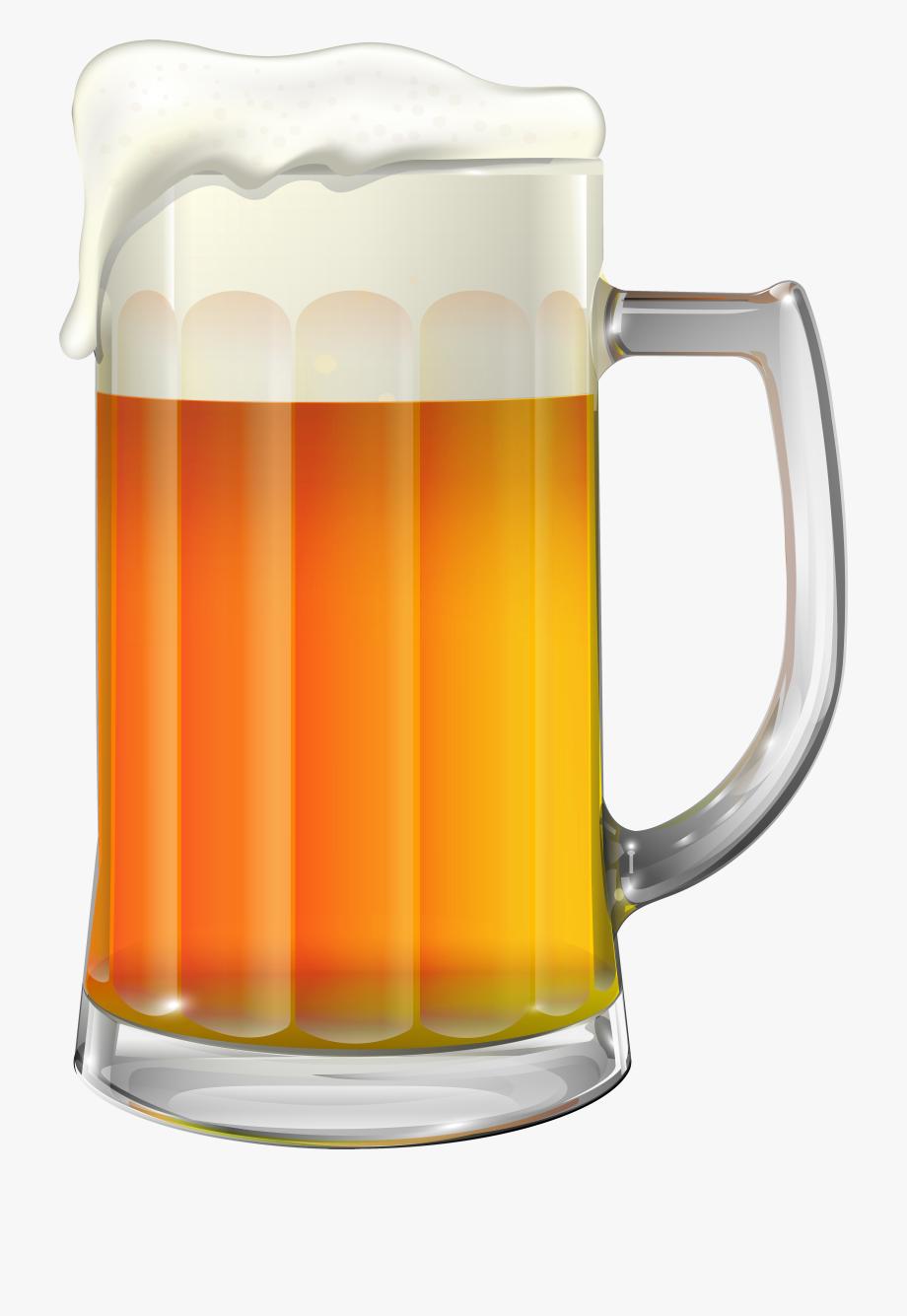 beer clipart transparent background