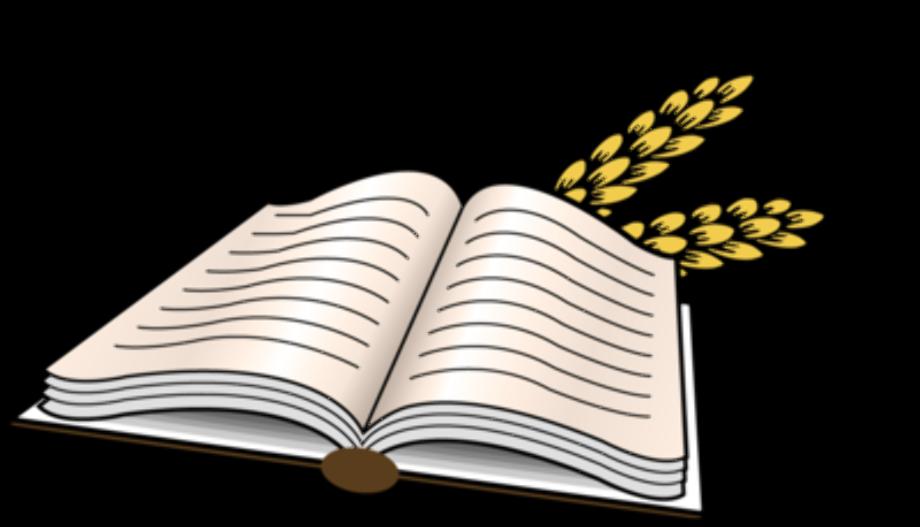 Bible clipart open