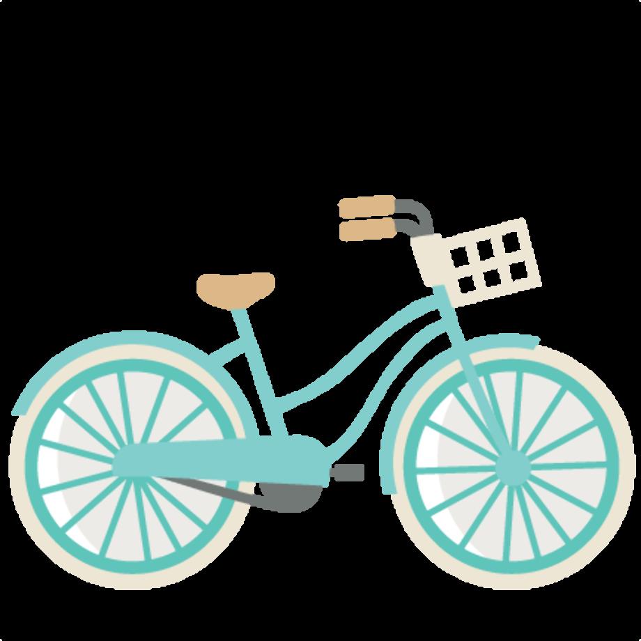 bike clipart cute