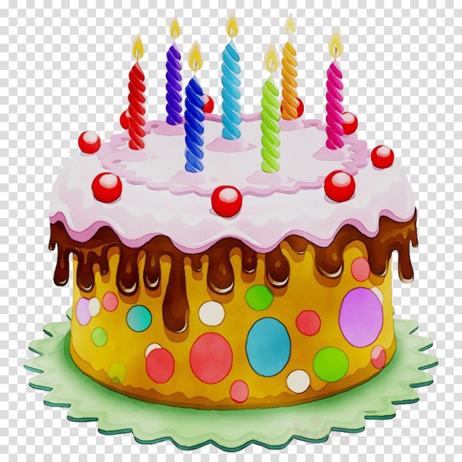 Download High Quality birthday cake clipart transparent ...