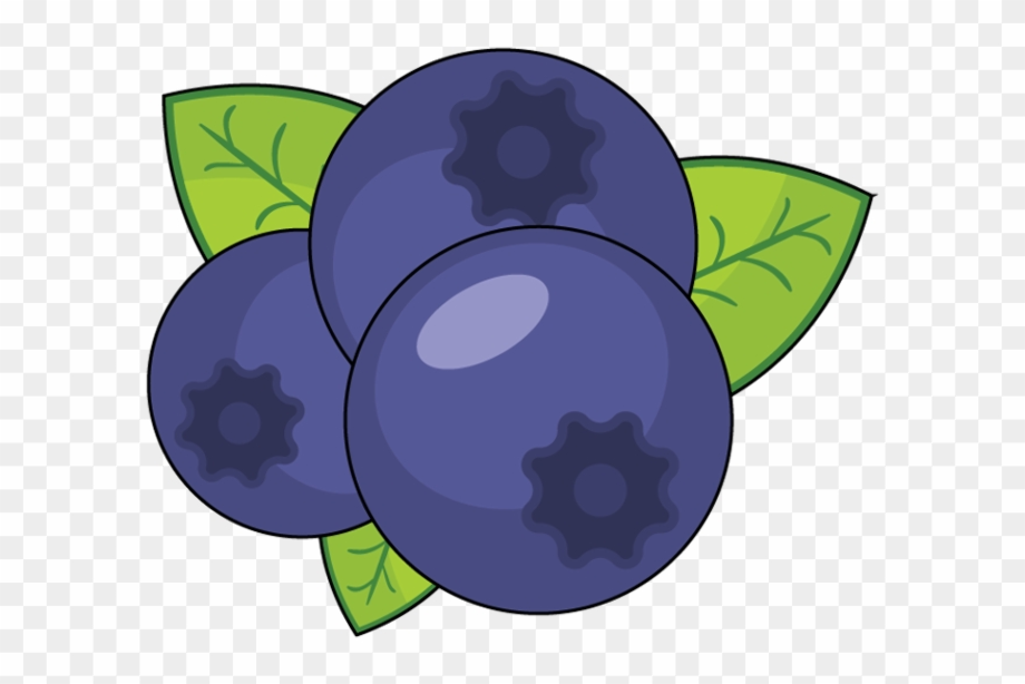 Download High Quality blueberry clipart printable ...