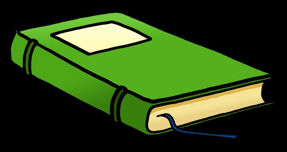 book clipart closed