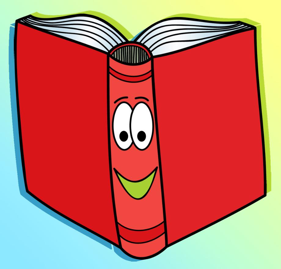 book clipart children's