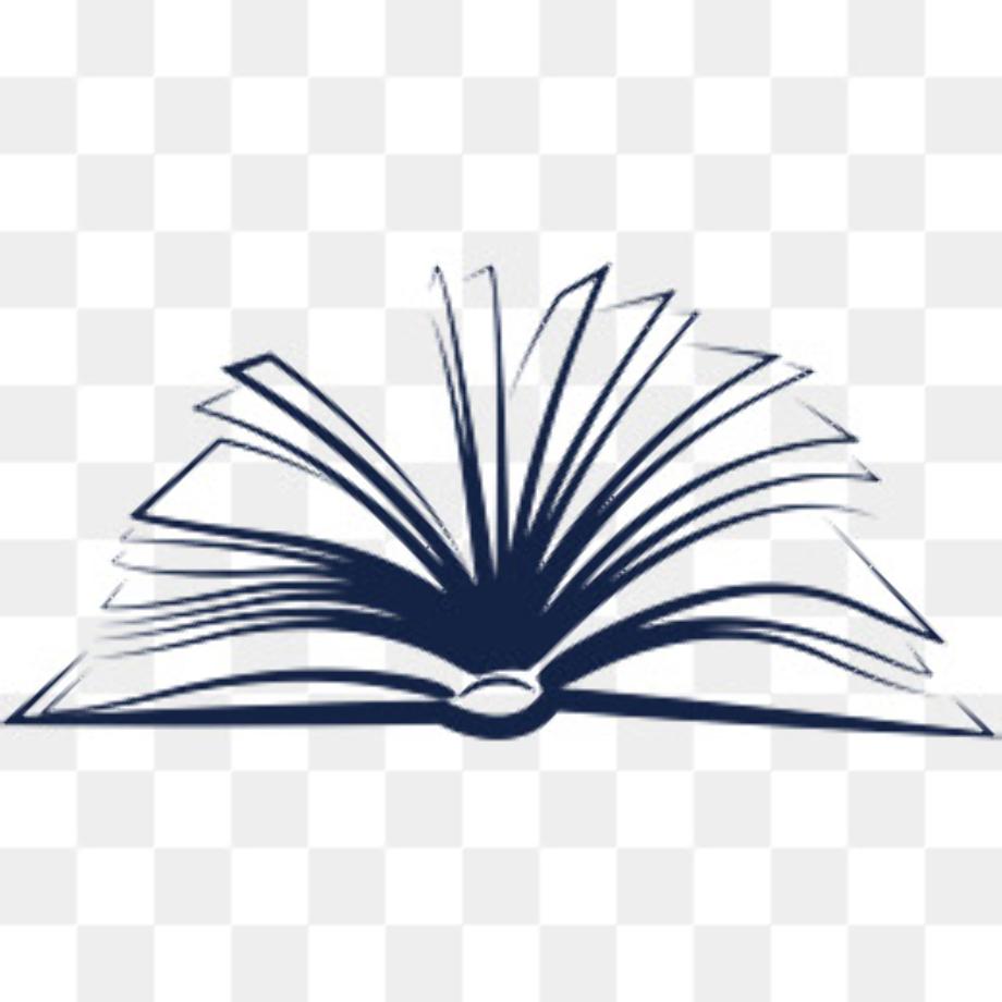 book clipart logo