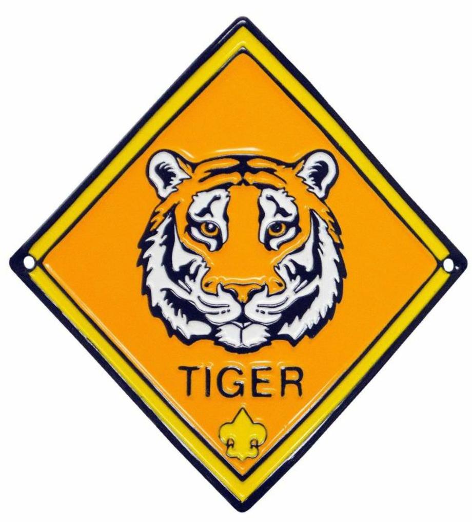 Download High Quality Boy Scouts Logo Tiger Transparent