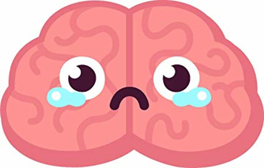 Brain sad