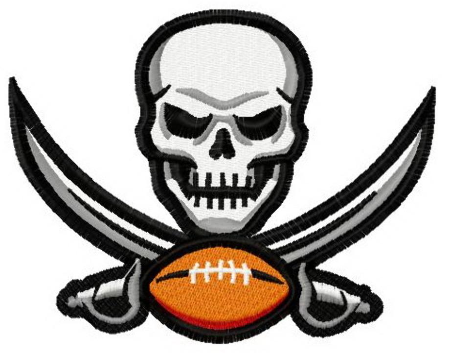 Download High Quality buccaneers logo skull Transparent ...