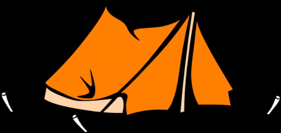 camping clip art tent