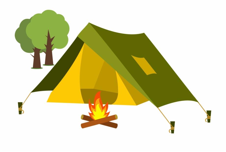camping clipart transparent