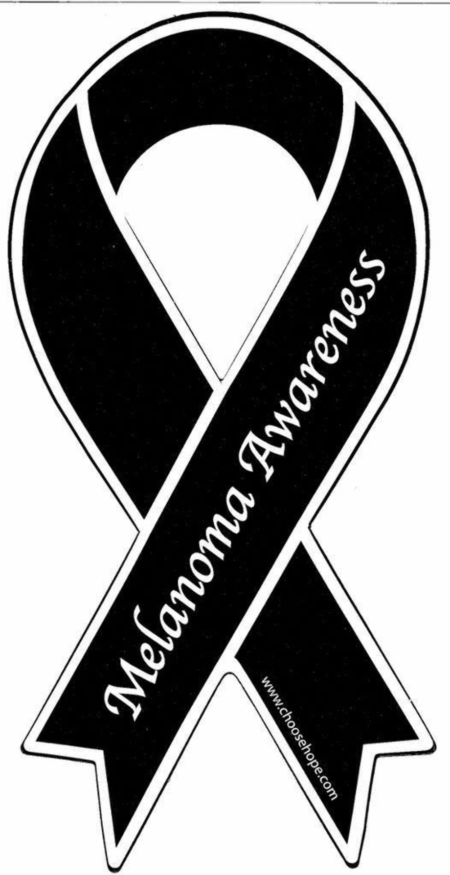 Download High Quality cancer ribbon clipart melanoma ...