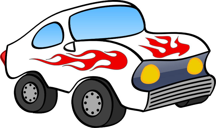 Car clipart 1970 hot