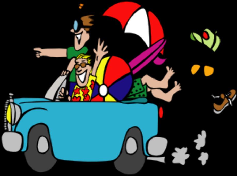 Car clipart family