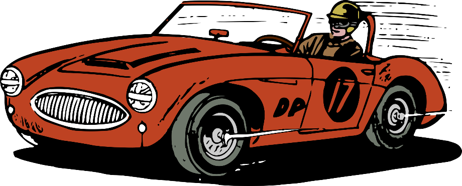 Car clipart old