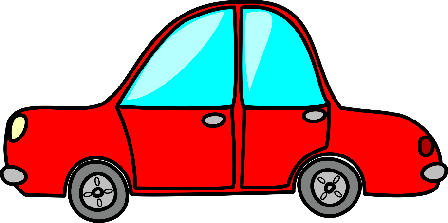 Car clipart toy