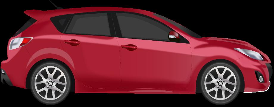 Car transparent background