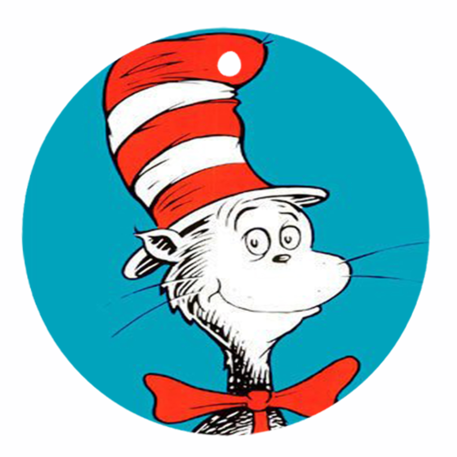 Cat in the hat clipart animated free