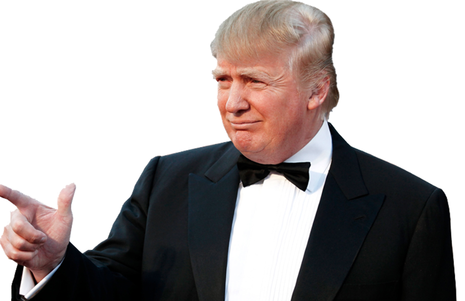 Download High Quality Celebrity png donald trump ...