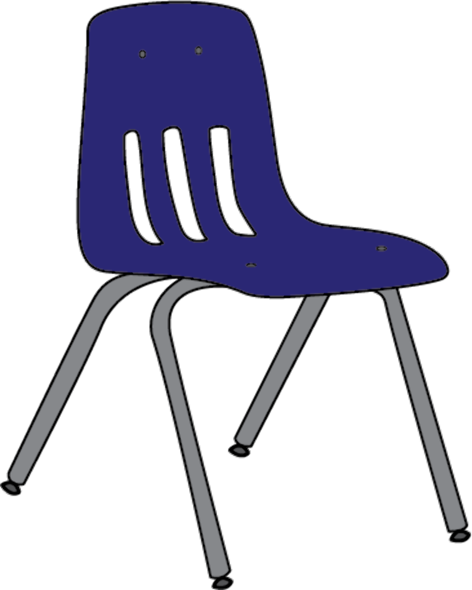 Download High Quality chair clipart school Transparent PNG ...