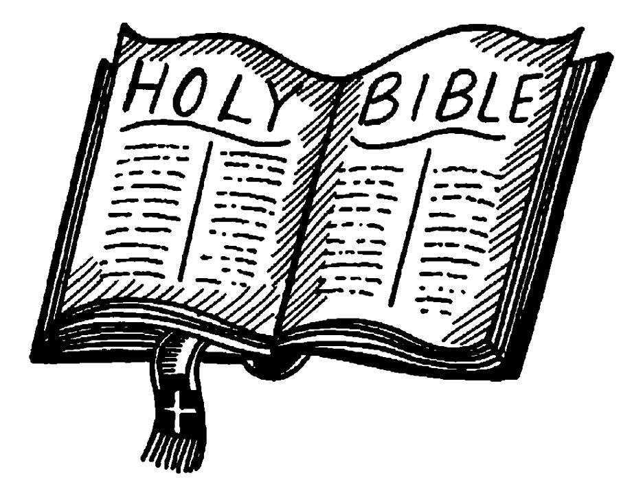 christian clipart bible