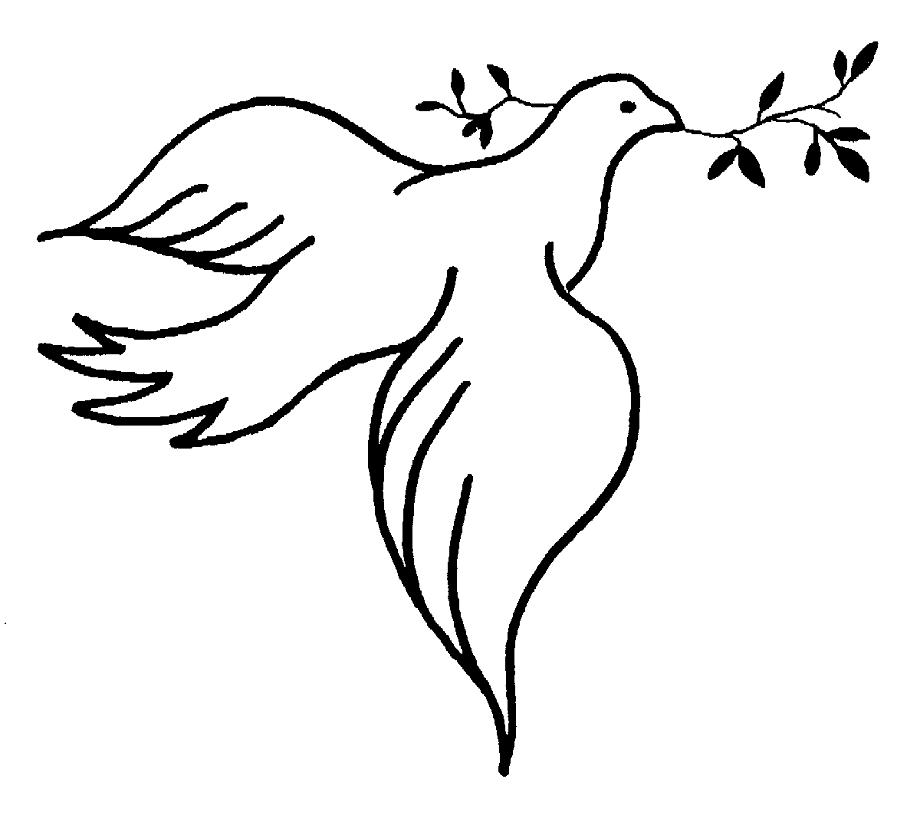 christian clipart peace