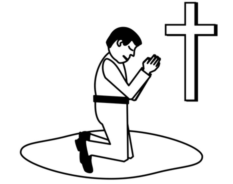christian clipart cartoon