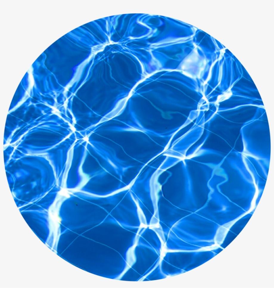 Water transparent aesthetic