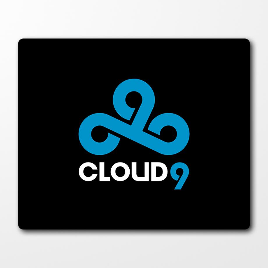 Cloud 9 logo symbol store