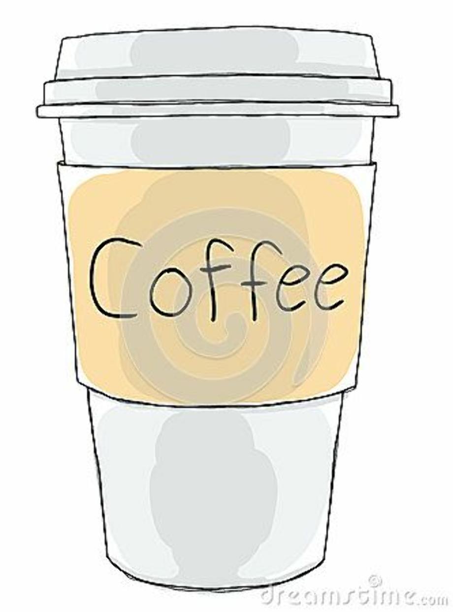 coffee clipart take away