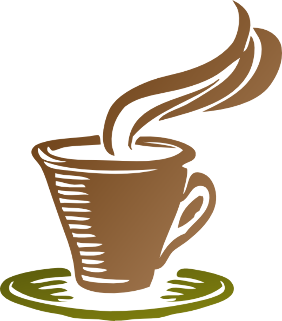 coffee clipart clear background