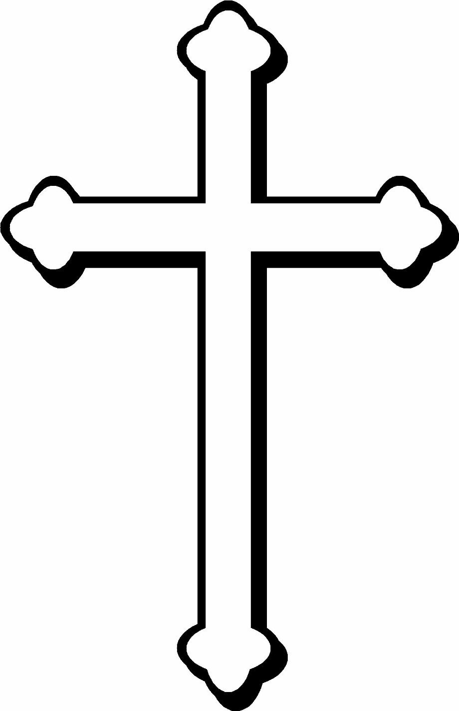 christian clipart cross