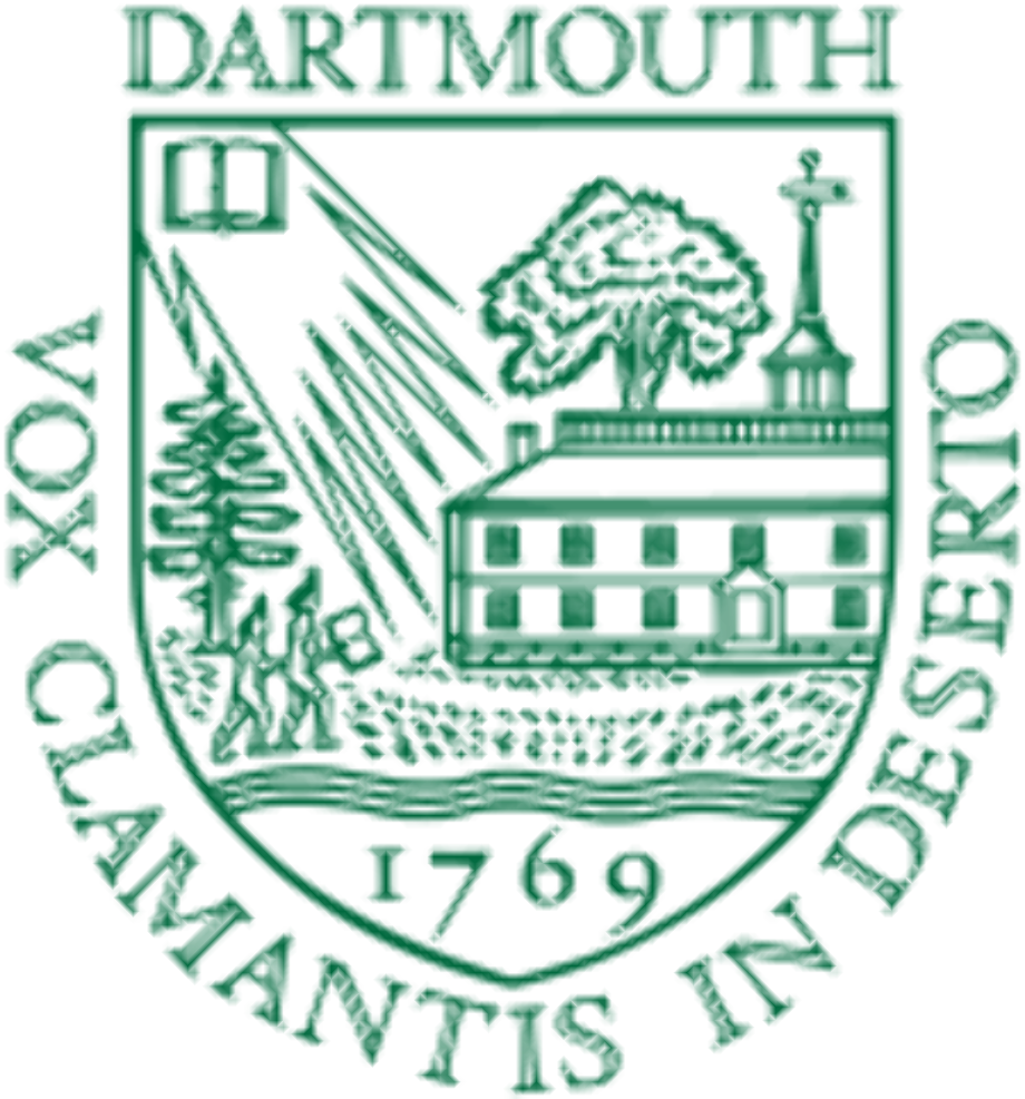 Dartmouth logo school college