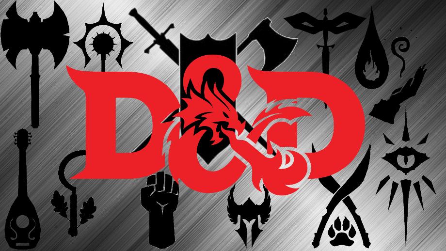 D&d logo symbol oc