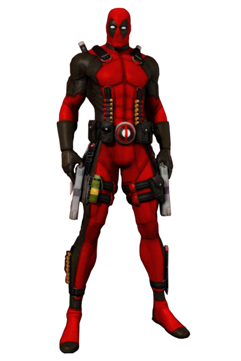 Deadpool clipart cool character
