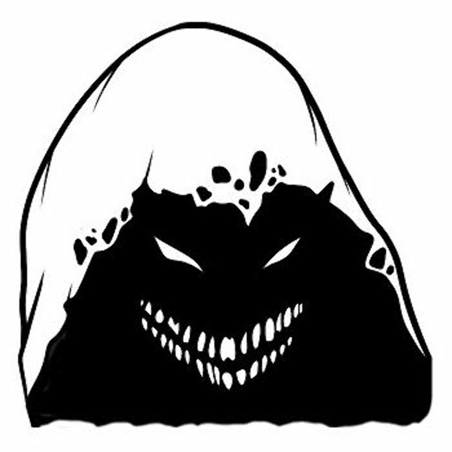 Download High Quality disturbed logo black and white ...