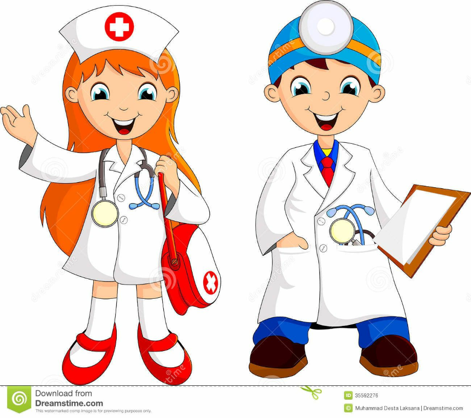 Doctor cute