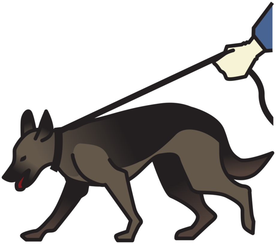 Dog clipart german shepherd labrador