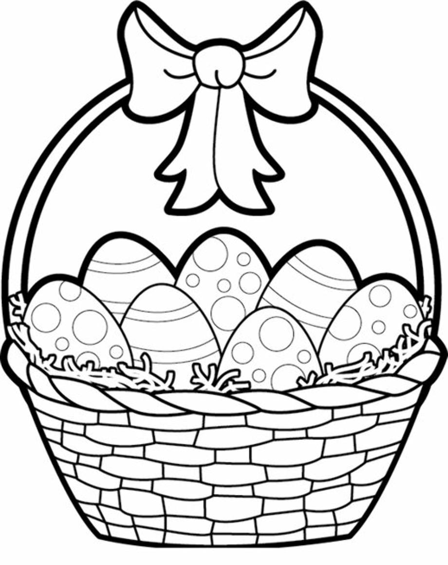 easter egg clipart white